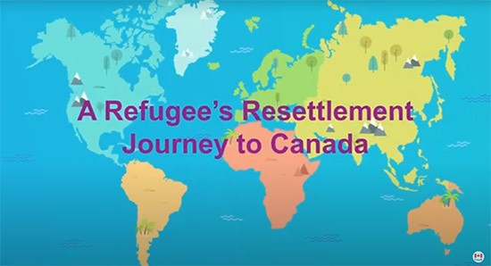 A Refugee's Resettlement Journey to Canada
